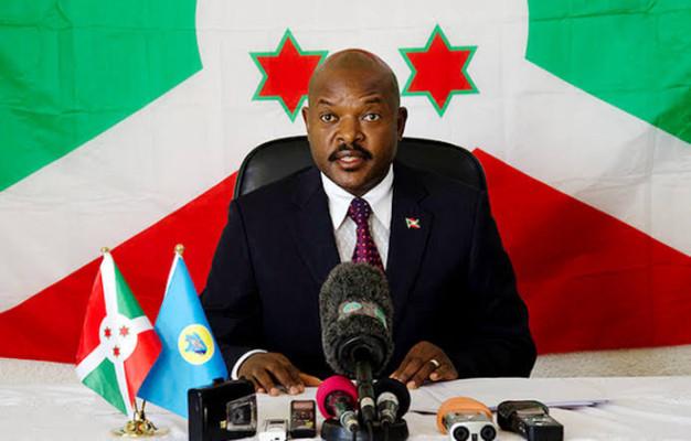 Burundi President Nkurunziza dead