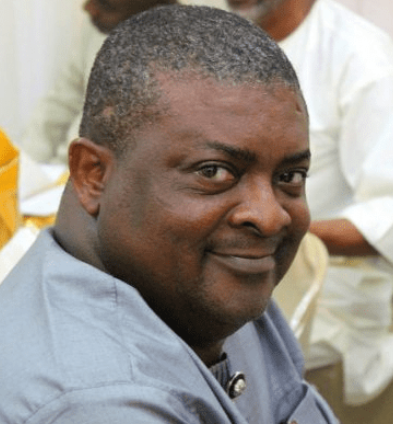 Mohammed Fawehinmi Biography